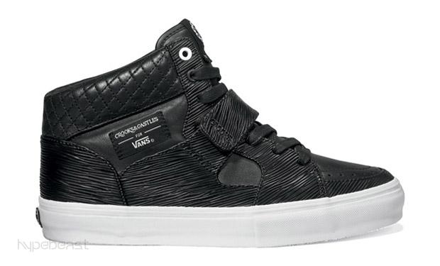 Crooks-castles-vans-moda-hi-sneakers